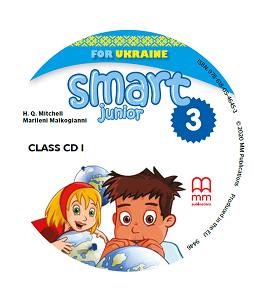 Фото - Smart Book for UKRAINE 3 Class Audio
