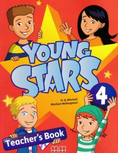 Фото - Young Stars 4 Teacher's Book