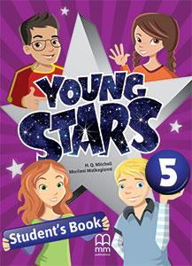 Фото - Young Stars 5 Student's Book