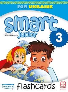 Фото - Smart Junior for UKRAINE 3 Flash Cards