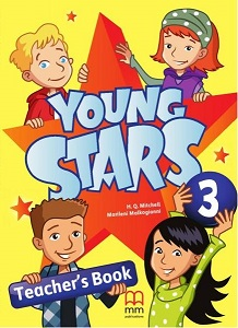 Фото - Young Stars 3 Teacher's Book