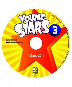 Фото - Young Stars 3 Class CDs