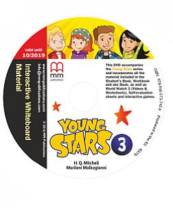 Фото - Young Stars 3 DVD IWB Pack