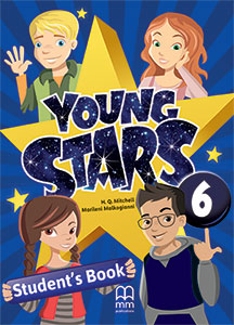 Фото - Young Stars 6 Student's Book
