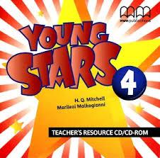 Фото - Young Stars 4 TRP CD-ROM