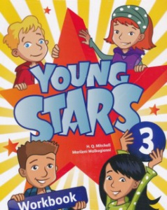 Фото - Young Stars 3 Workbook with CD