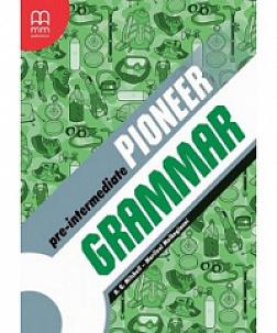 Фото - Pioneer Pre-Intermediate Grammar Book